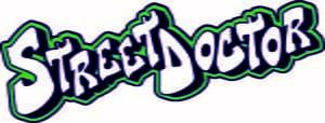 Street Doctor graffiti logo